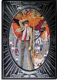 Death Note Obata Takeshi Illustrations Blanc Et Noir Art Book  by  Takeshi Obata