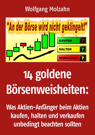 14 goldene Börsenweisheiten  by  Wolfgang Molzahn
