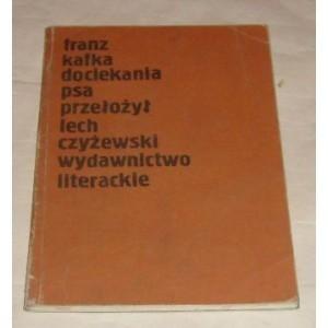 Dociekania psa Franz Kafka