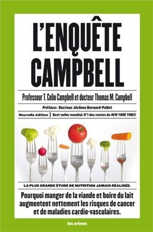 LEnquête Campbell  by  T. Colin Campbell
