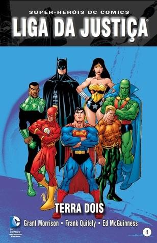 Liga da Justiça: Terra Dois (Colecção Super-Heróis DC Comics, #1)  by  Grant Morrison