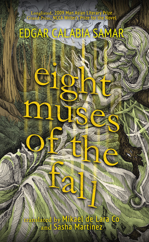 Eight Muses of the Fall Edgar Calabia Samar