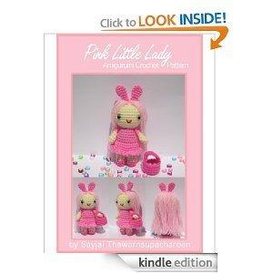 Pink Little Lady Amigurumi Crochet Pattern  by  Sayjai