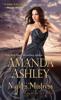 Nights Mistress  by  Amanda Ashley