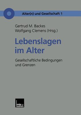 Lebenslagen Im Alter Gertrud M Backes