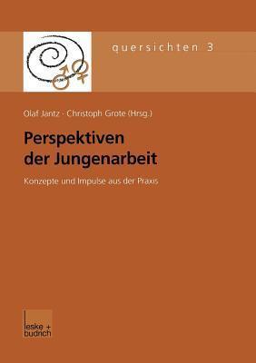 Perspektiven Der Jungenarbeit: Konzepte Und Impulse Aus Der Praxis Olaf Jantz