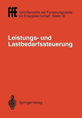 Leistungs- Und Lastbedarfssteuerung: VDI/Vde/Gfpe-Tagung in Schliersee Am 2./3. Mai 1989 Vdi-Gesellschaft Energietechnik