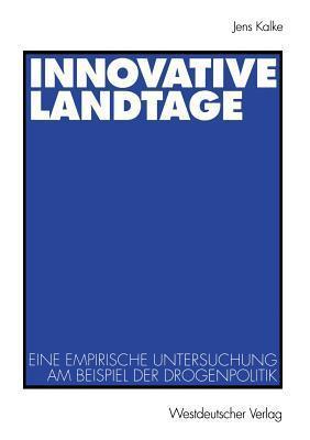 Innovative Landtage Jens Kalke