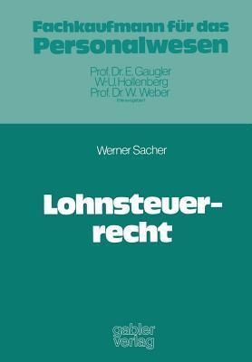 Lohnsteuerrecht Werner Sacher