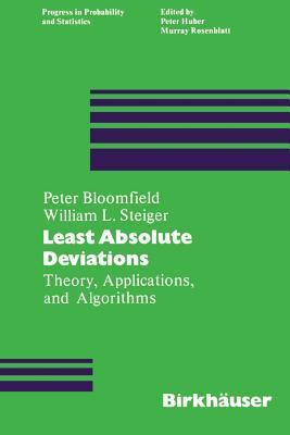 Least Absolute Deviations: Theory, Applications and Algorithms  by  Peter Bloomfield