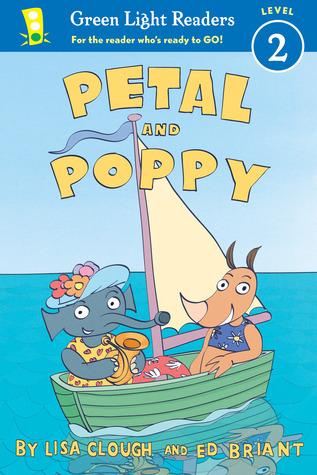 Petal and Poppy Lisa Clough