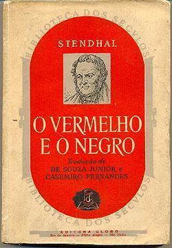 O Vermelho e O Negro Stendhal