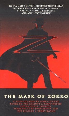 The Mask of Zorro James Luceno