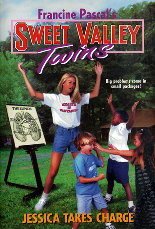 Jessica Takes Charge (Sweet Valley Twins #116)  by  Francine Pascal