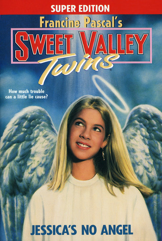 Jessicas No Angel (Sweet Valley Twins Super Edition #11)  by  Francine Pascal