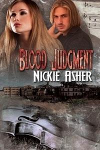 Blood Judgement (Judgement Series) Nickie Asher
