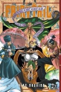 Fairy Tail, Tome 7 Hiro Mashima