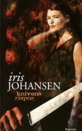Knivens rispor Iris Johansen