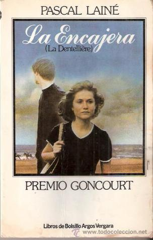 La encajera  by  Pascal Lainé