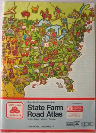 State Farm Road Atlas  by  State Farm