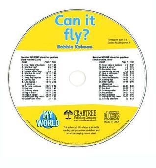Can It Fly? - CD Only  by  Bobbie Kalman