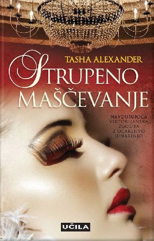 Strupeno maščevanje (Lady Emily, #2)  by  Tasha Alexander