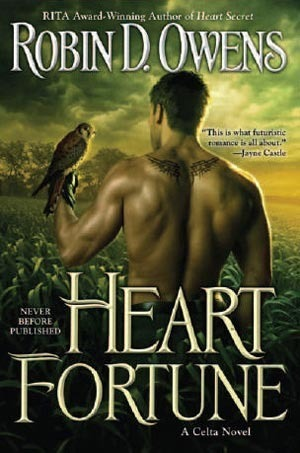 Heart Fortune (Celtas Heartmates, #12)  by  Robin D. Owens