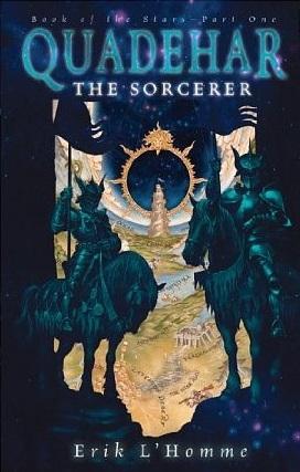 Quadehar The Sorcerer (Book Of The Stars)  by  Erik LHomme