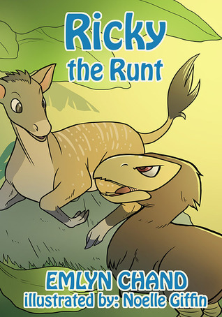 Ricky the Runt (A Bird Brain Book) Emlyn Chand