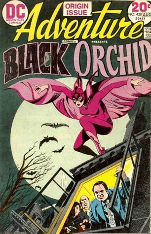 Black Orchid Sheldon Mayer