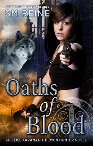 Oaths of Blood (Ascension, #2)  by  S.M. Reine