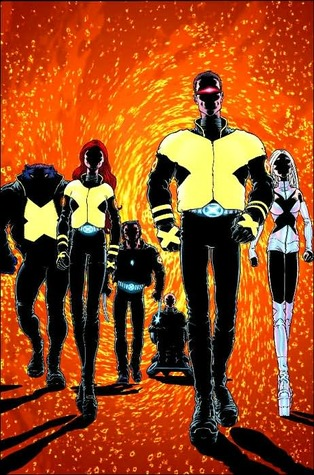 New X Men Grant Morrison