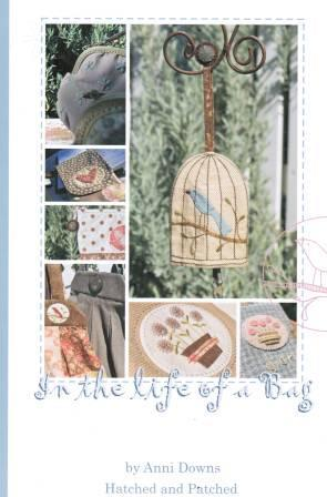 In the Life of a Bag  by  Anni Downs of Hatched and Patched