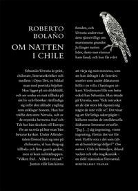 Om Natten i Chile Roberto Bolaño