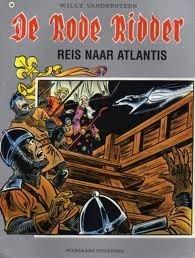 Reis naar Atlantis (De Rode Ridder #164)  by  Karel Biddeloo