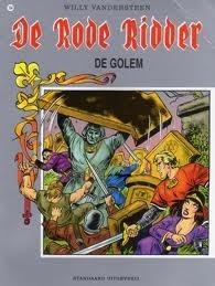 De Golem (De Rode Ridder #194) Karel Biddeloo