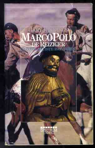 Marco Polo de reiziger Gary Jennings