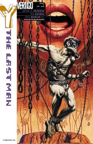 Y: The Last Man #5  by  Brian K. Vaughan