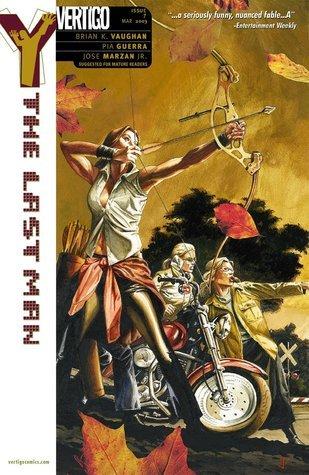 Y: The Last Man #7  by  Brian K. Vaughan