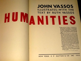 Humanities  by  John Vassos