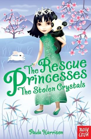 The Stolen Crystals (The Rescue Princesses, #4) Paula Harrison