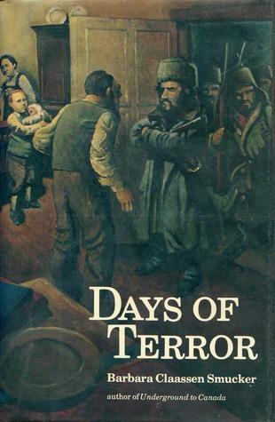 Days Of Terror  by  Barbara Smucker