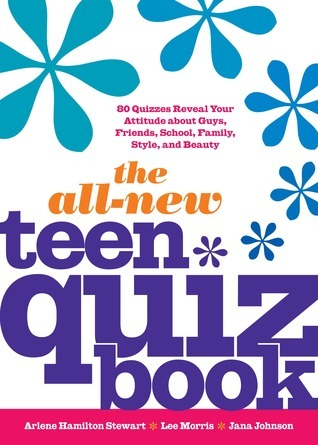 The All-New Teen Quiz Book Arlene Hamilton Stewart
