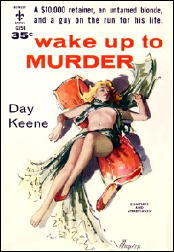 Wake Up to Murder  by  Day Keene
