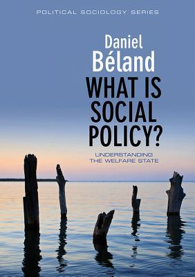 Analysing Social Policy Concepts and Language: Comparative and Transnational Perspectives Daniel Béland