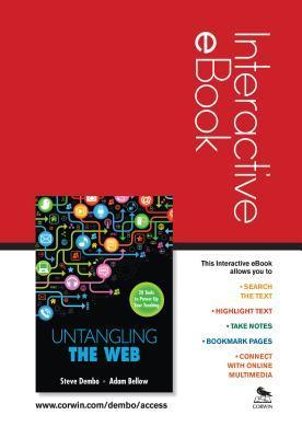 Untangling the Web Interactive eBook: 20 Tools to Power Up Your Teaching Steve Dembo
