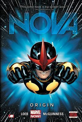 Nova, Vol. 1: Origin  by  Jeph Loeb
