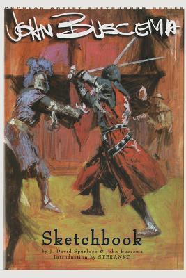 The John Buscema Sketchbook  by  John Buscema