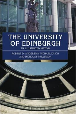 History of Edinburgh University  by  R.D. Anderson