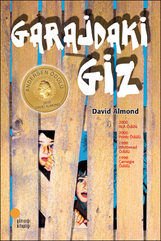 Garajdaki Giz  by  David Almond